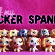 All of My LPS Cocker Spaniels!
