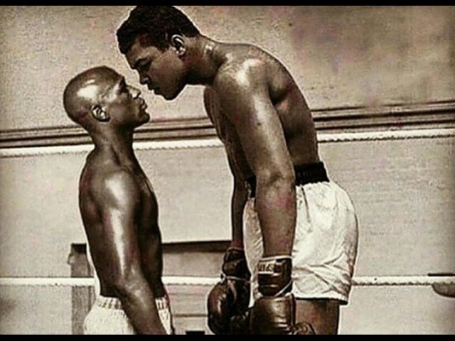 TOP 10 GREATEST BOXERS OF ALL TIME
